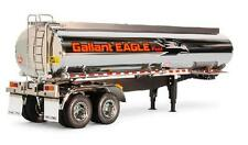 Tamiya 56333 1/14 Scale RC Tractor Truck Gallant Eagle Fuel Tanker Trailer Kit