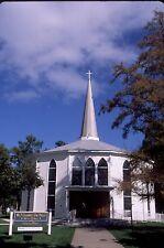 historic structures-Churches-St.Vincent De Paul @ Niagara on LakeOnt .Fuji slide