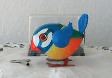 Altes Blechspielzeug - Vogel - Hüpfvogel - Lola - Lehmann - OVP - Neu
