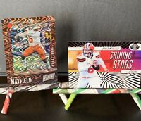Baker Mayfield Card Lot! 2019 Black Friday Swirlorama /50 & Shining Stars /50