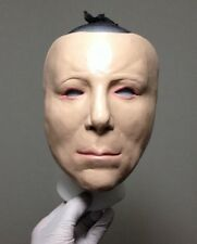 Creepy Face Mask Ghost jason  freddy Clown Vampire Vanilla Sky Prop Replica