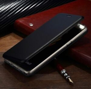 Leather Flip Ultra Slim PU Case Stand Wallet Cover For Apple iPhone 6s 7 7Plus X