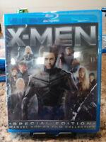 X-Men (Blu-ray Disc, 2009) Read Description