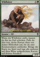 4x Wildhüter (Gamekeeper) Commander 2016 Magic