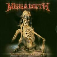 MEGADETH – THE WORLD NEEDS A HERO LIMITED EDITION (NEW/SEALED) CD + POSTER