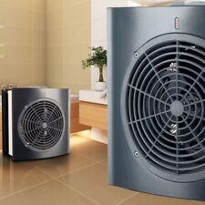 2000 WATT VENTOLA RISCALDAMENTO DESIGN RISCALDATORE ELETTRICO thermostatfunktion