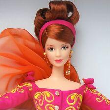 Barbie Coleccionistas Muñeca Barbie Sinfonía en gasa Menta en caja usada ligeramente