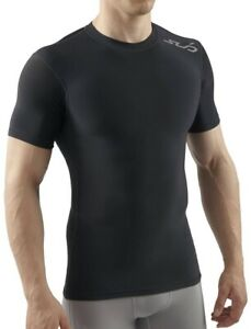 Sub Sports Cold Thermal Compression Baselayer Mens Top - Black