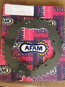 AFAM Motorcycle rear sprocket 40 tooth, fits Ducati 748, 996, 998 NEW  51607-40