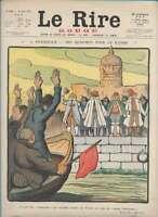 Journal Le RIRE Rouge, édition de guerre N° 135 du 16 juin 1917