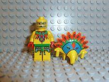 LEGO® Figur Adventurers Achu für Set 5986 5976 5906 Maya Inka Häuptling F151