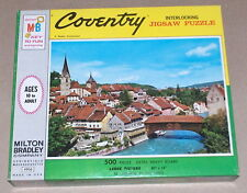 "1970 MB Coventry ""Baden, Switzerland"" 500 Pc Jigsaw Puzzle SEALED"