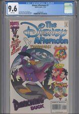 Disney Afternoon #1 CGC 9.6 1994 Marvel Comic Janet Gilbert, Roger Brown Stories