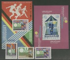 Fußball-WM 1974, Soccer - Uruguay - ** MNH
