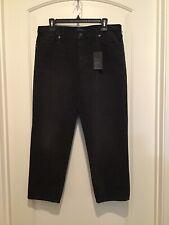 J. Brand Women's Black ACE Studded Boyfriend Jeans Size 29 NWT