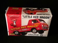 Lindberg Little Red Wagon 1/25 Kit