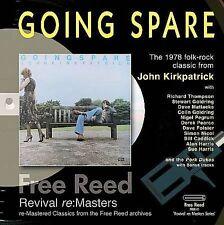 KIRKPATRICK,JOHN-GOING SPARE  CD NEW
