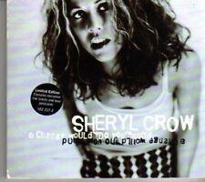 (CK434) Sheryl Crow, A Change Would Do You Good - 1996 CD