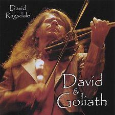 DAVID RAGSDALE - DAVID & GOLIATH NEW CD