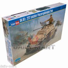 HobbyBoss 1/35 82442 Sd.Kfz. 222 Leichter Panzerspahwagen 2cm Model Hobby Boss