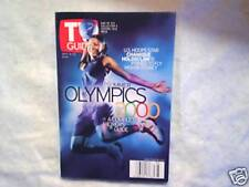 2000 TV GUIDE Chamique Holdsclaw summer olympics