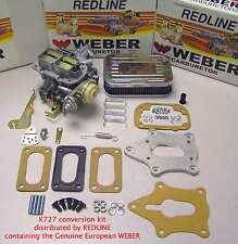 Honda Accord 1984 1985 Weber Carburetor Conversion kit w/Genuine European Weber