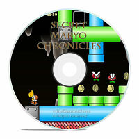 SECRET MARYO CHRONICLES, CLASSIC GAME FOR THE PC, ARCADE STYLE REMAKE, TURTLE