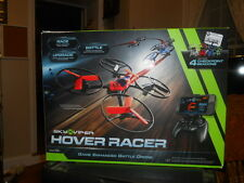 Sky Viper Hover Racer Game Enhanced Battle Drone - Red 2016 Edition