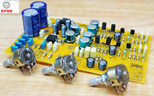 DIY Fully separation HIFI Tone preamp kit base on UK NAD preamplifier