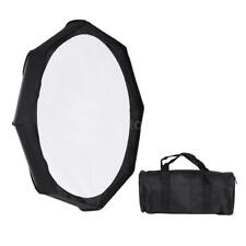 80CM Studio Beauty Dish Softbox Diffuser Strobe Speedlite Reflector Bowens Mount