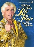 WWE - Nature Boy Ric Flair - The Definitive Collection (DVD, 2008)