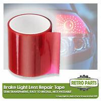 Brake Light Lens Repair Tape for Motorcycle.  Rear Tail Lamp MOT Fix