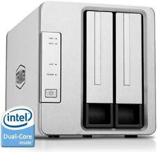 TerraMaster F2-220 Small Business / Home Cloud Storage NAS Server