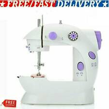 Electric Portable Mini Sewing Stitch Machine Adjustable Speed Foot 2 CL New