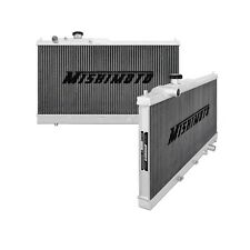 1999-2003 Mazda Protege Mishimoto Manual Aluminum Radiator Free Shipping