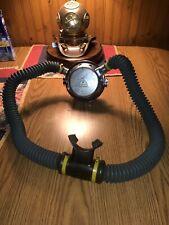 Vintage Drager Double Hose Scuba Regulator, Works!