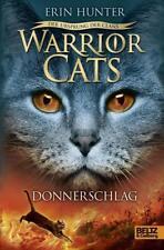 ►ungelesen WARRIOR CATS 5 / Band 2 Der Ursprung der Clans - DONNERSCHLAG ° HC