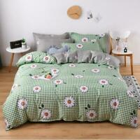 3D White Daisy ZHUA3671 Bed Pillowcases Quilt Duvet Cover Set Queen King Zoe