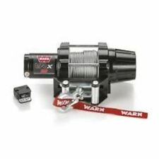 Warn 101025 VRX 25 Electric Winch, 2,500 lbs., Roller Fairlead - 50 ft. Cable