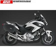 SET GIVI ALFORJAS 3D600 25L E MARCOS HONDA NC700S NC700X NC750X (12>15)