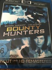 Bounty Hunters (Blu Ray Region Free) Factory Sealed FAST SHIPPING
