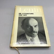 V. I. Lenin : On Literature and Art 1970 Progress Publishers / Moscow *