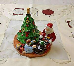 Villeroy & Boch Christmas Toys Windlicht Bescherung ca. 14x14cm NEU OVP V&B