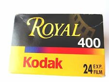 1 x KODAK ROYAL GOLD 400 35mm COLOUR PRINT FILM EXPIRED 2003  LOMOGRAPHY FILM