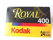 1 X 400 35mm Kodak Royal Gold película de impresión de color caducado 2003 Lomography película