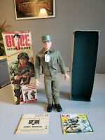 Vintage GI Joe 1964 Action Soldier in the box TM Stamp #7500 Hasbro