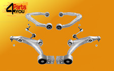 SET KIT ALFA ROMEO 159 BRERA SPIDER 939 FRONT LOWER UPPER ARMS LINKS  LINKS