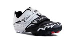 Scarpe Ciclismo MTB - NORTHWAVE SPIKE EVO - Misura 47 - Colore Bianco/Nero