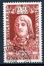 TIMBRE FRANCE OBLITERE N° 1591 CELEBRITE DU XVIII° AU XX° SEVERIN DIT MARCEAU