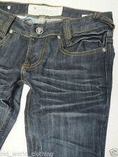Cotton Tall Slim, Skinny Distressed Jeans for Women